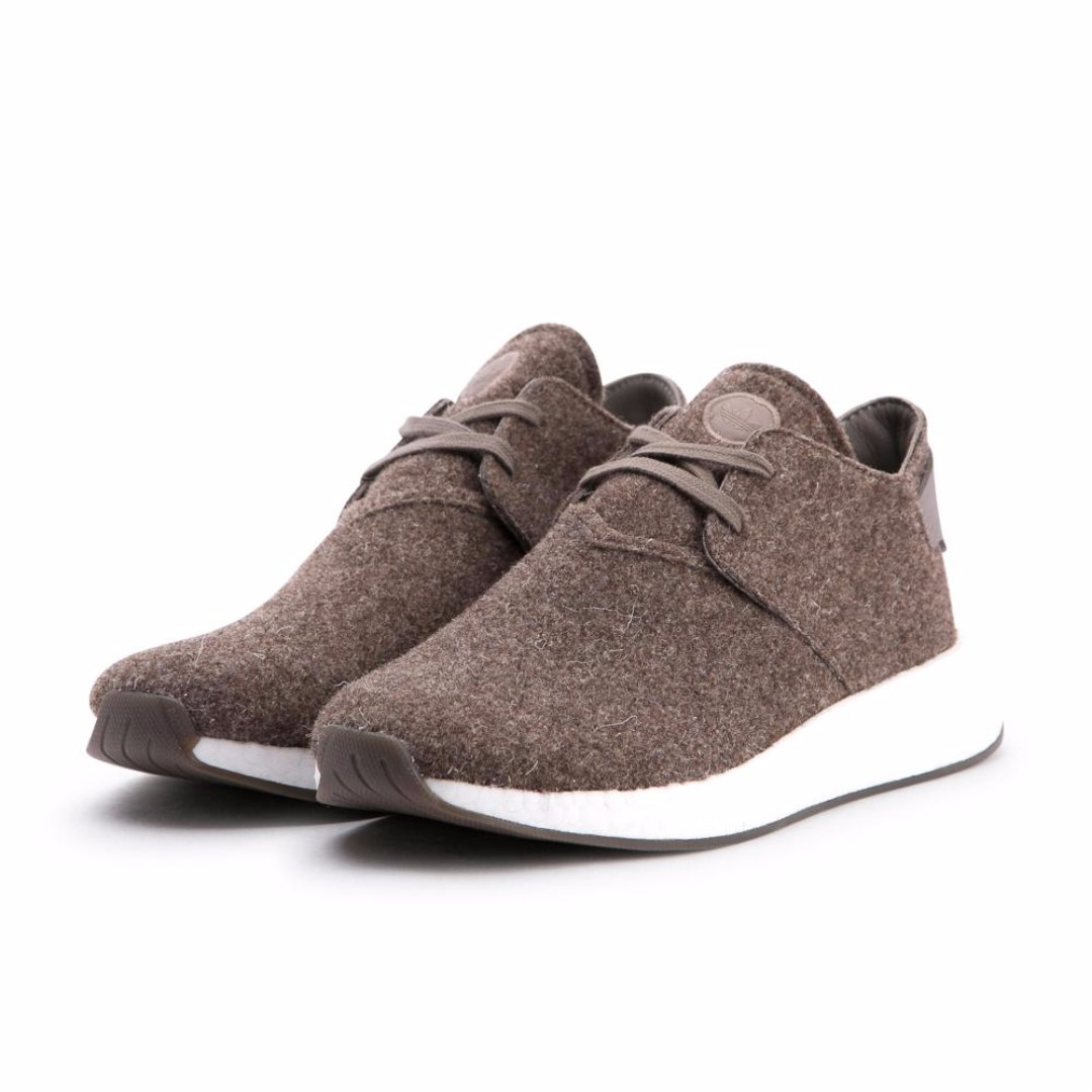 free shipping e008d 9ad00 Adidas x Wings+Horns NMD C2 Chukka, Men's Fashion, Footwear ...