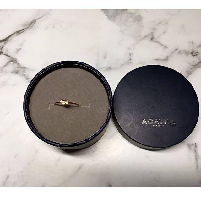 AGATHA ring