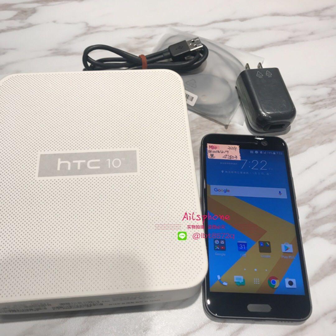 【Ailsphone】HTC M10  黑