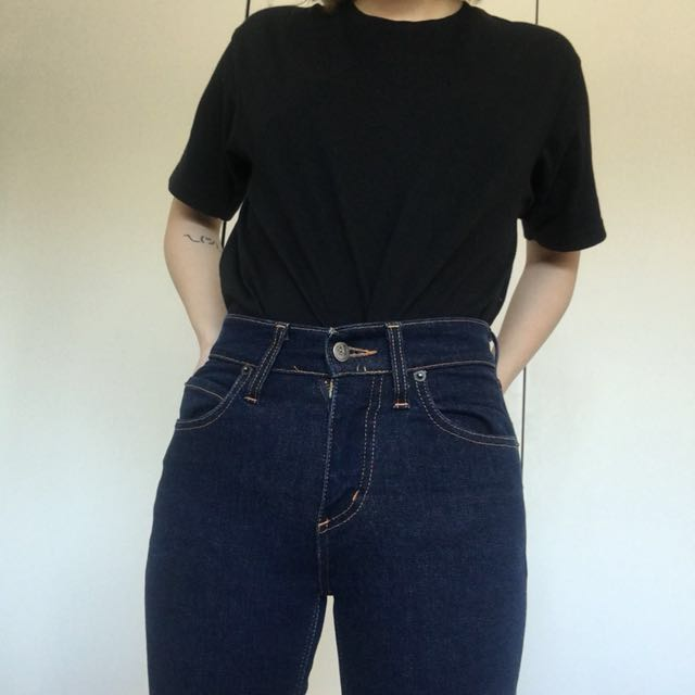 [Altered 4 petites] 25w Cheap Monday Tight Jeans
