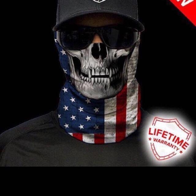 American face shield