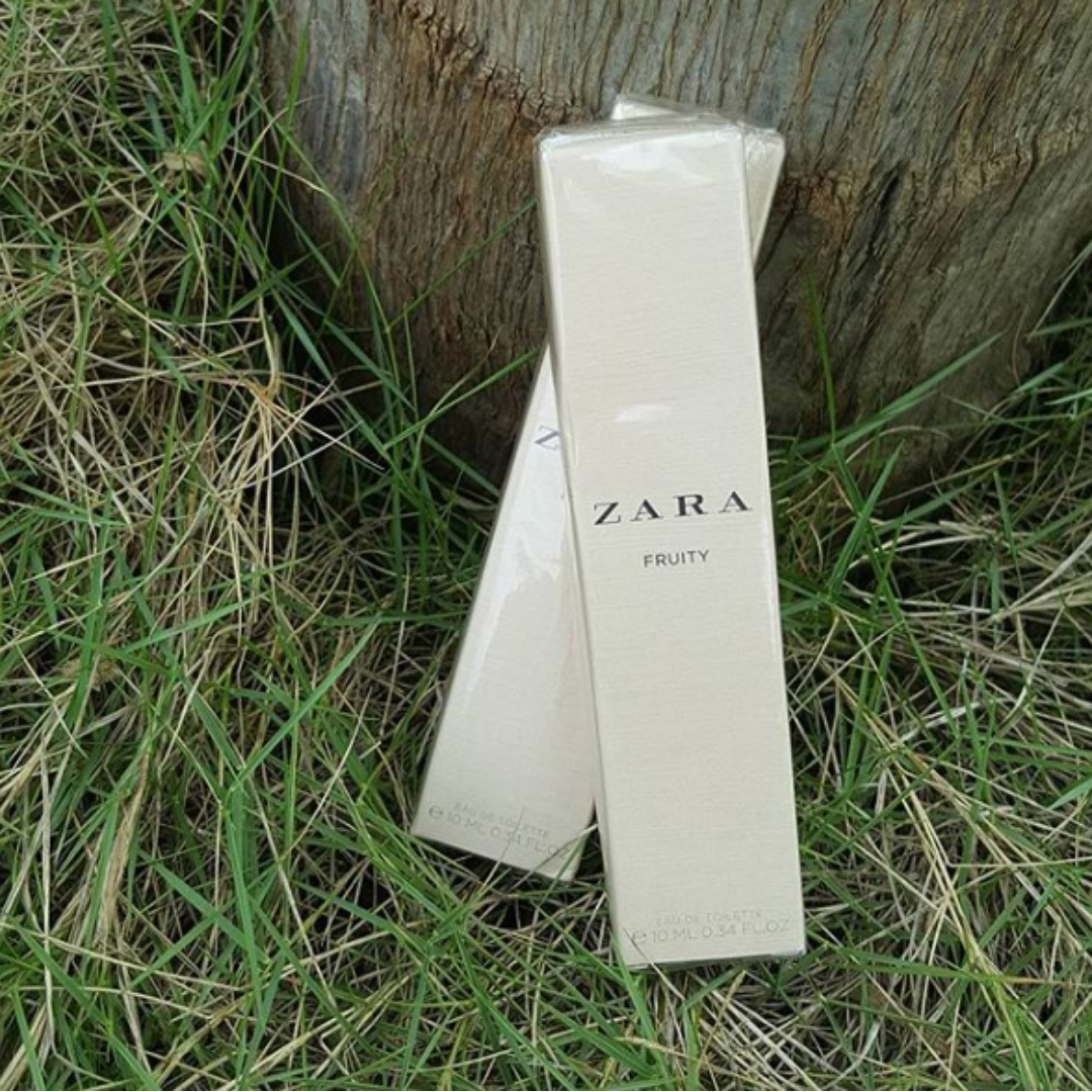 another_sunday_ZARA Fruity 10 ML EDT Roll on (brand new). Europe handcarry.