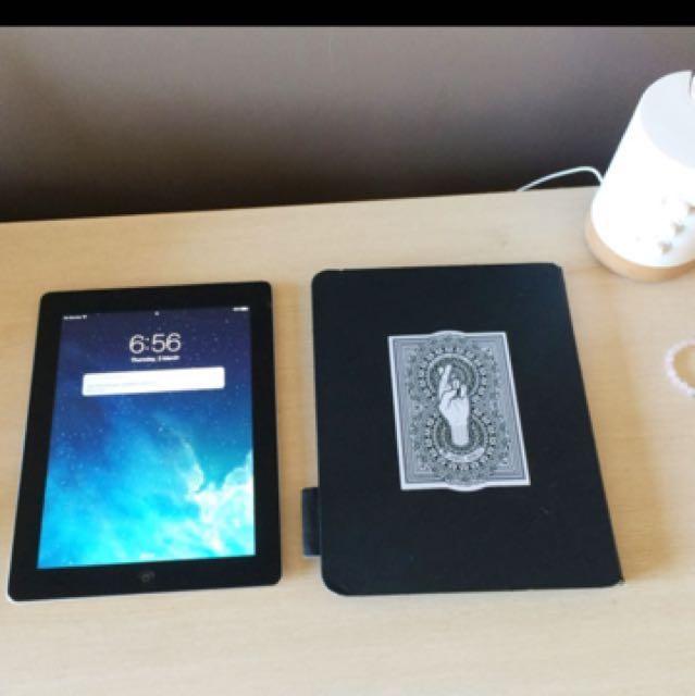 Apple I-Pad 4  16GB 出售