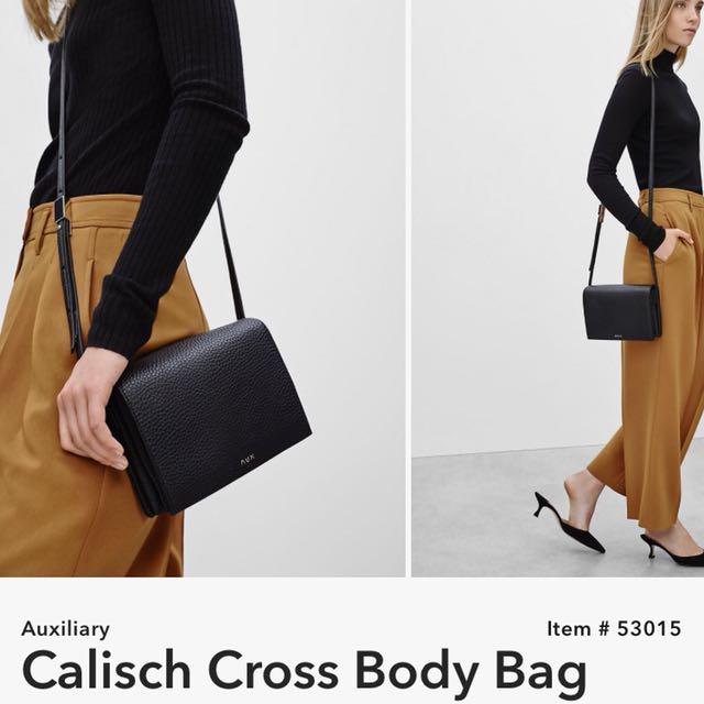 Aritzia Auxiliary Calisch Cross Body Bag