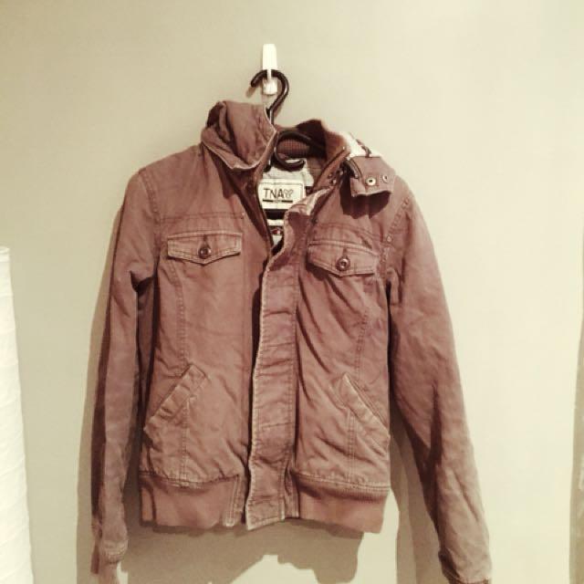 Aritzia jacket size L