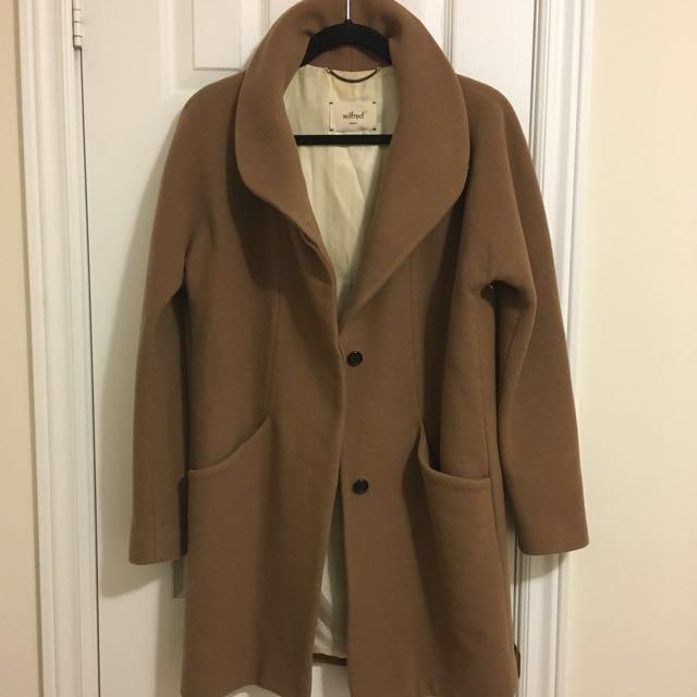 Aritzia Wilfred Cocoon Jacket PRICE DROP