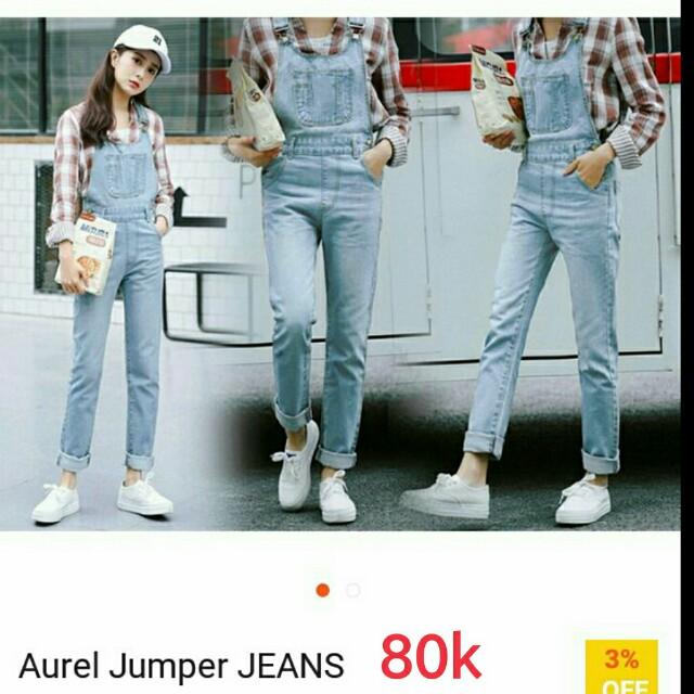 Aurel jumper jeans