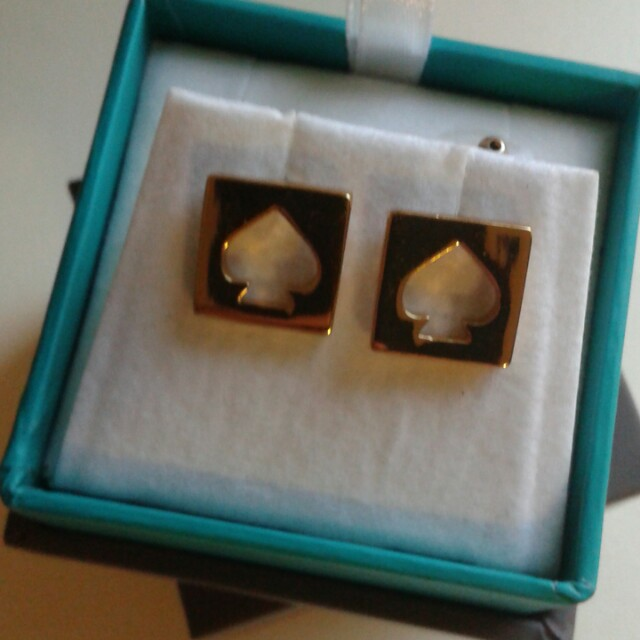 Authentic kate spade earrings