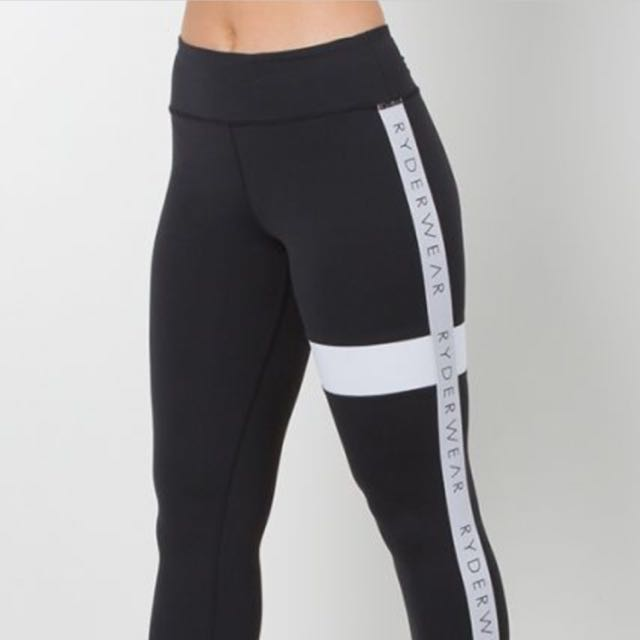 AUTHENTIC RYDERWEAR ELEVATE TIGHTS SMALL