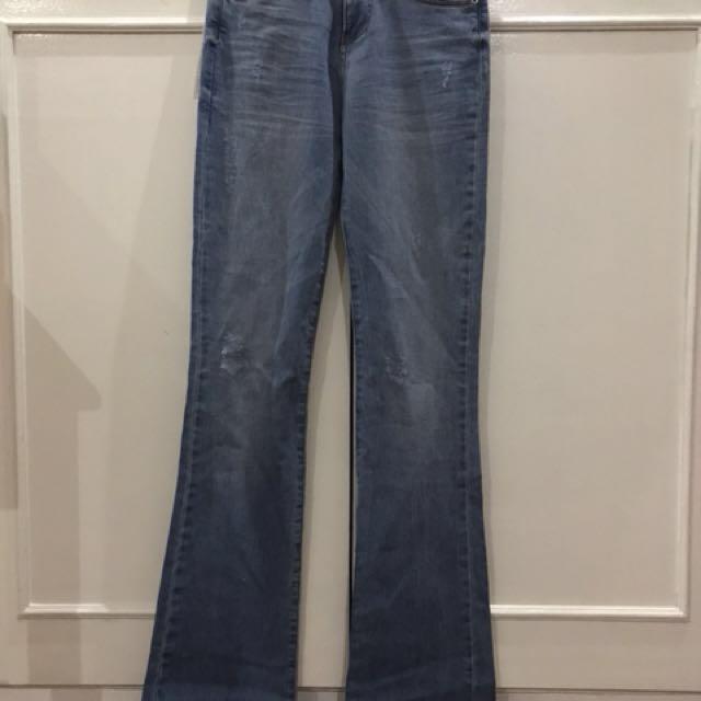 Bershka Flare Jeans