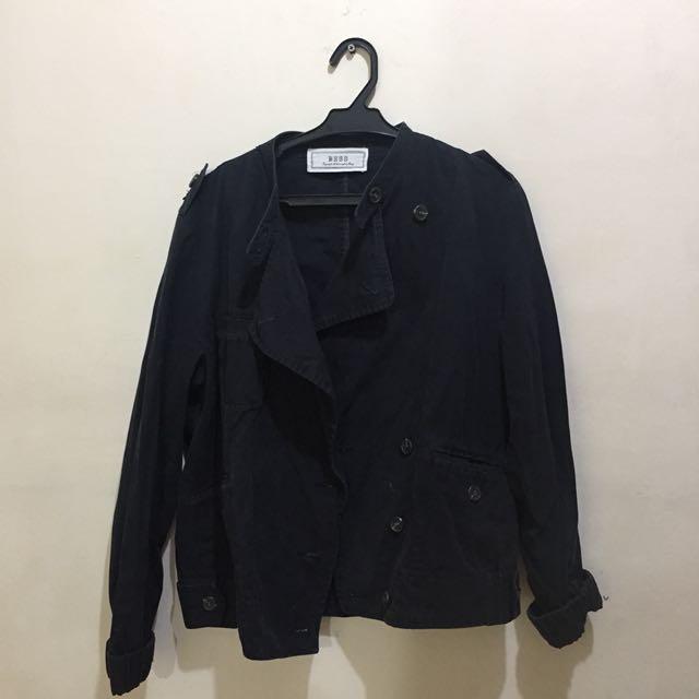 Black jacket from Hong Kong