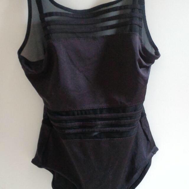 Black Swimsuit ( Baju Renang )