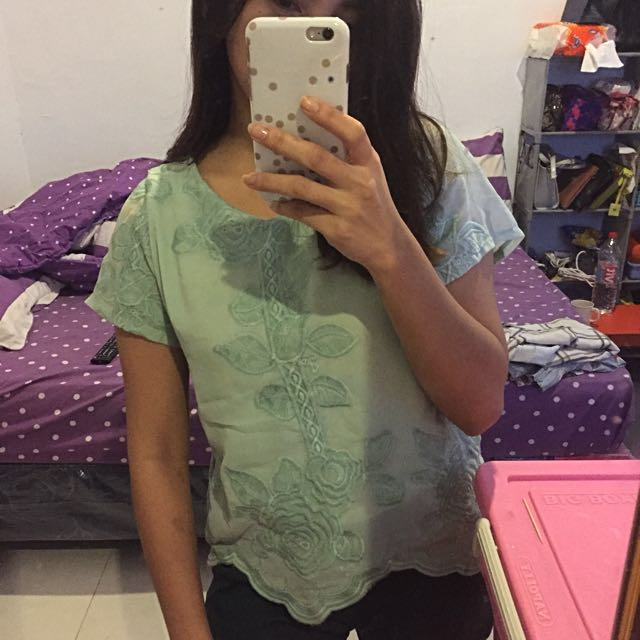 Blouse soft tosca fit S