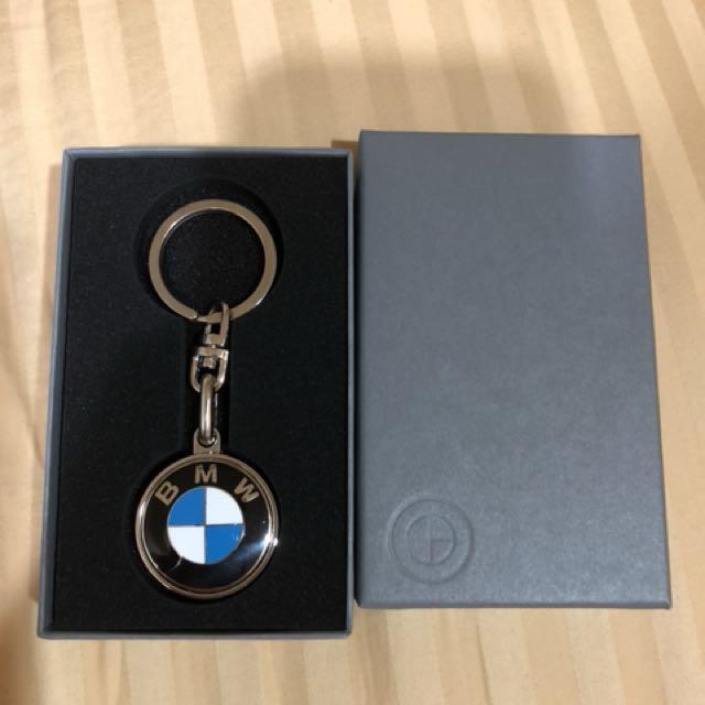 BMW 正品 logo鑰匙圈一個