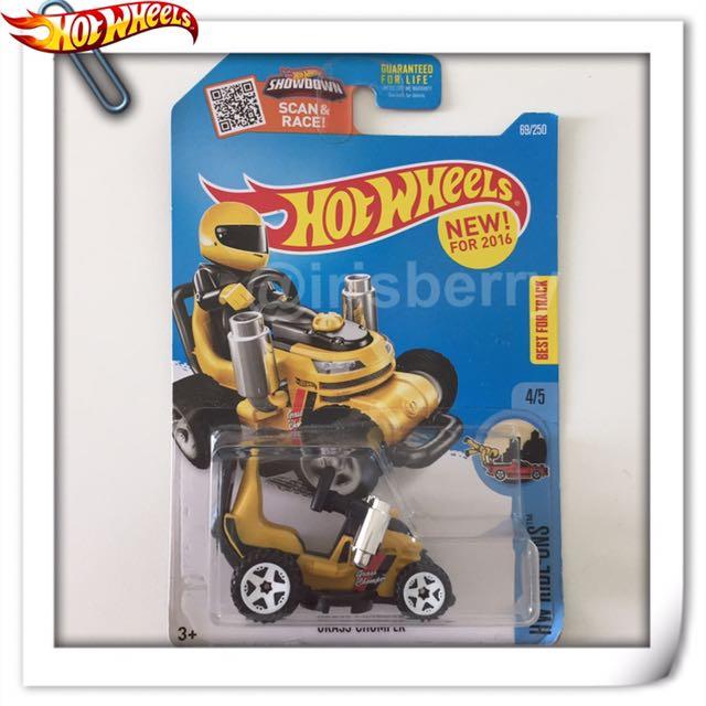 BN Hot Wheels Car