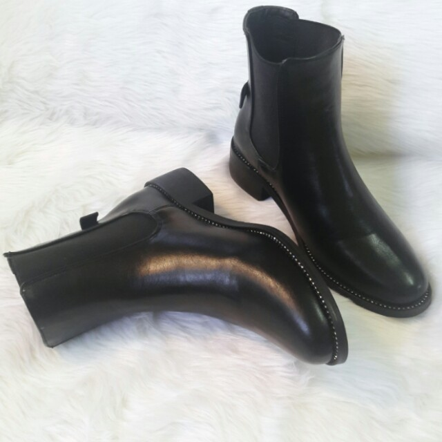 FREE shipping NEW Crystal Ankle Boots
