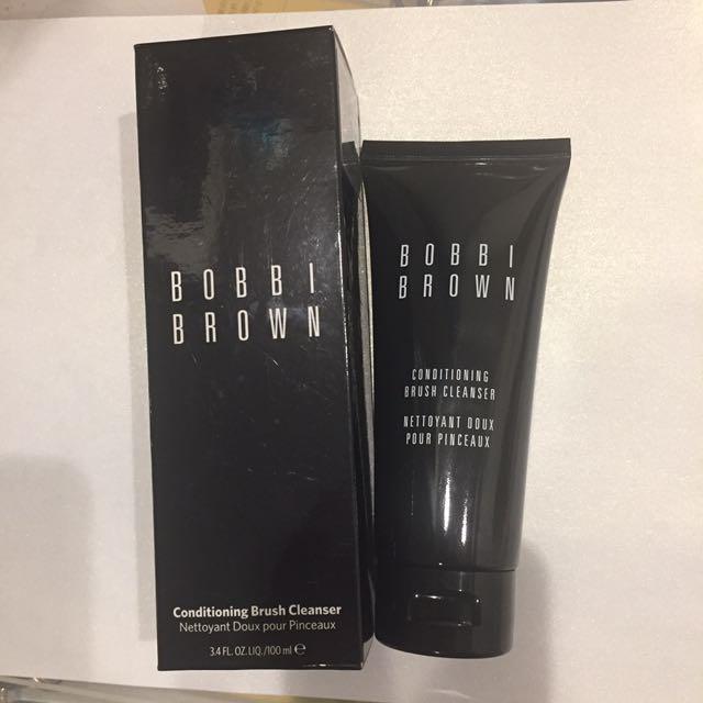Bobbi brown 刷具清潔液