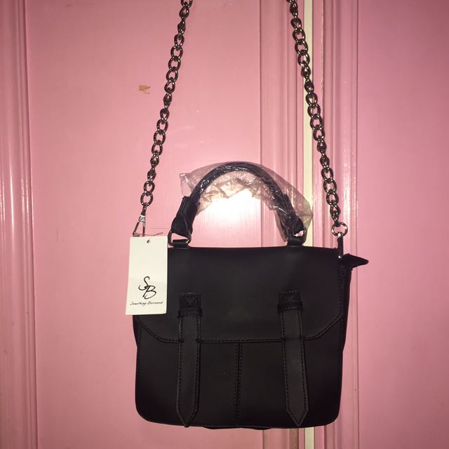 BRAND NEW Something Borrowed Sling Bag