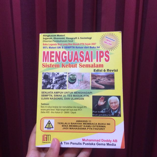 Buku Menguasai IPS