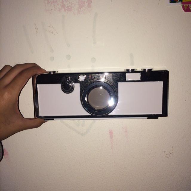 Camera pencil case