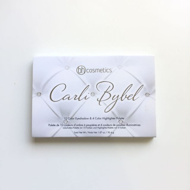 CARLI BYBEL Palette BH Cosmetics