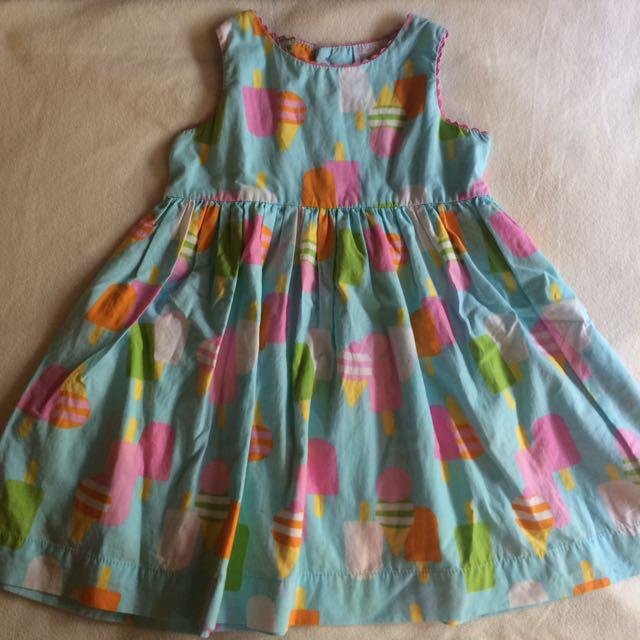 Carter's Dress w/ underwear