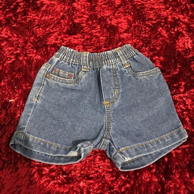 Celana jeans pendek cool kids
