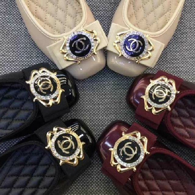 Chanel Doll Shoes made in korea