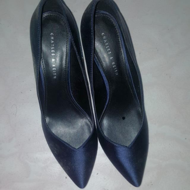Charles And Keith Shoes With Heels - Size 37