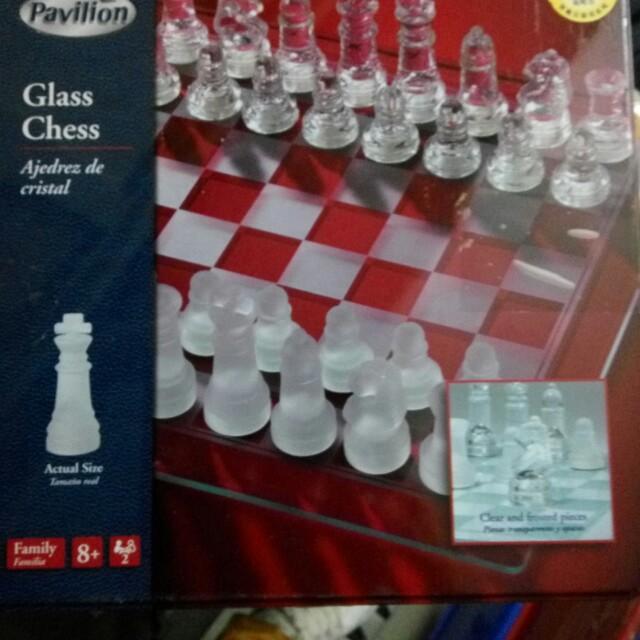 chess 國際象棋 水晶 購於玩具反斗城