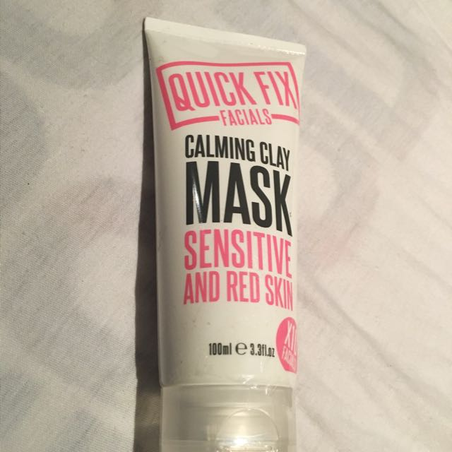 Clay Mask for Sensitive Skin