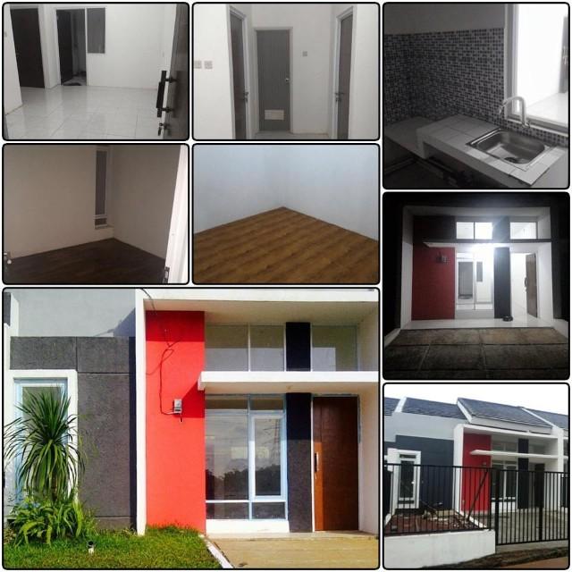 Cluster Rumah Minimalis Cinere Sawangan