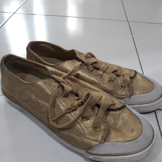Coach sneakers size 8,5