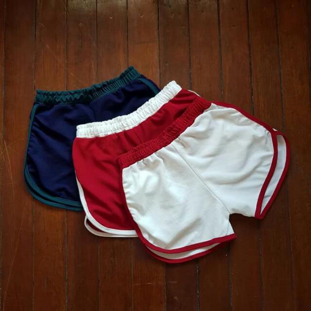 Combi Crepe Shorts