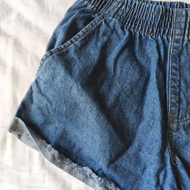 Cotton On 牛仔短褲 #幫你省運費