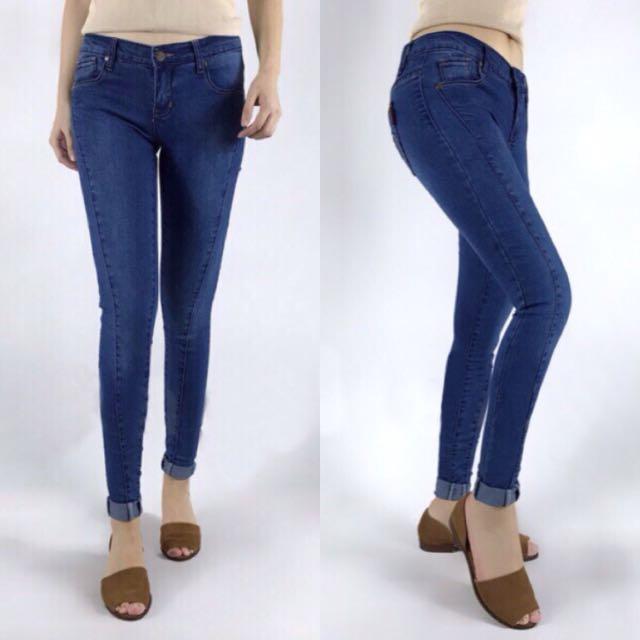 Denim Low waist