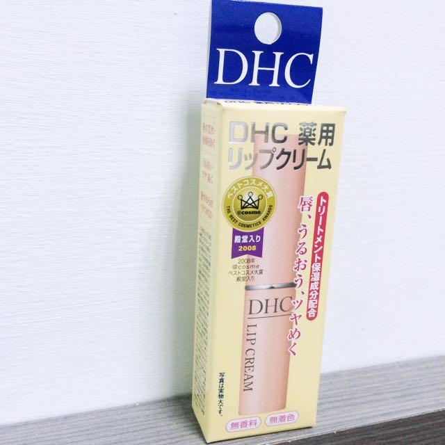 DHC 純㰖護唇膏