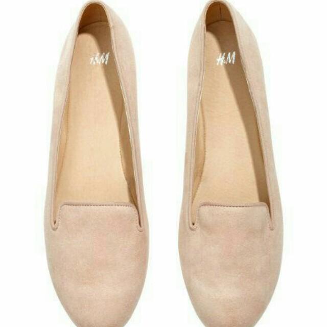 Dicari h&m Flatshoes pink