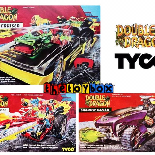 Double Dragon Tyco
