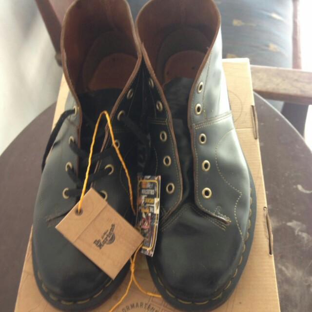 4481a57a7d6 Dr Martens Church (Monkey Boots), Men's Fashion, Men's Footwear on ...