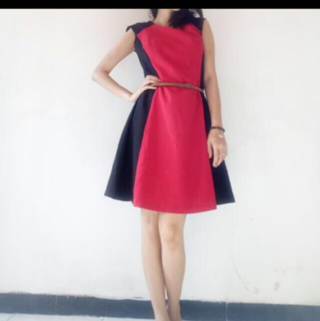 Dress executive size M, dijual karena ud ga muat