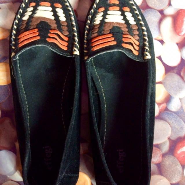 Effegi suede shoes 6
