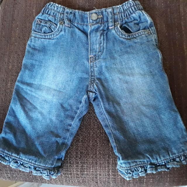 Est. 89 Denim Pants