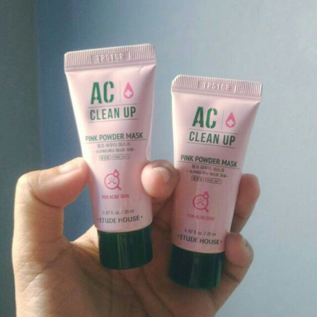 Etude AC Powder Mask