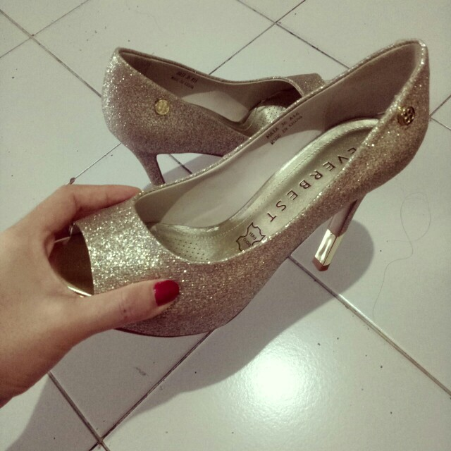 Everbest MAIA gold size 36