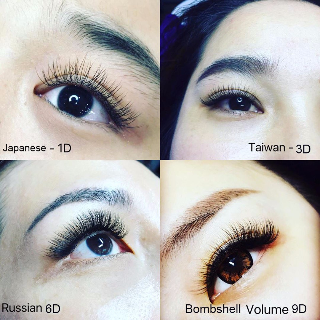 Eyelashes Extension Removal Lifestyle Services Beauty Health