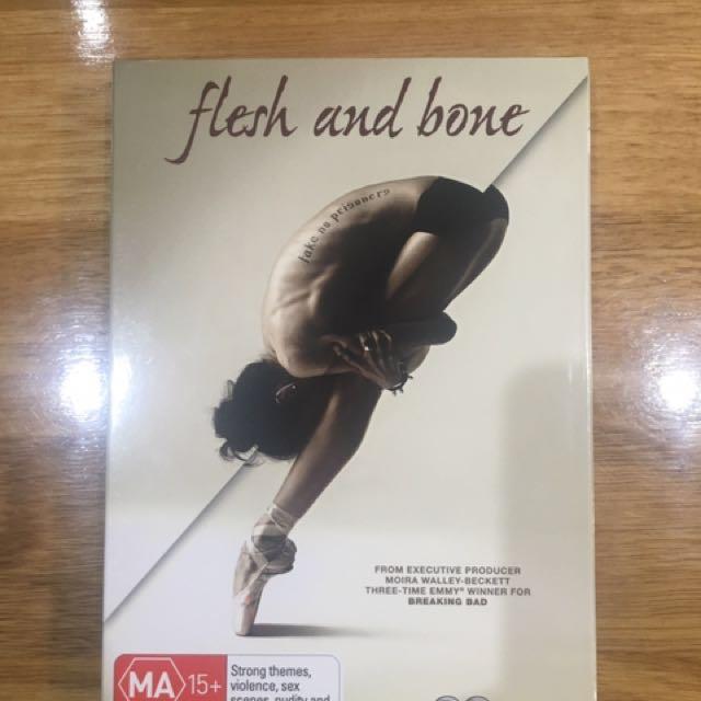 Flesh and Bone DVD