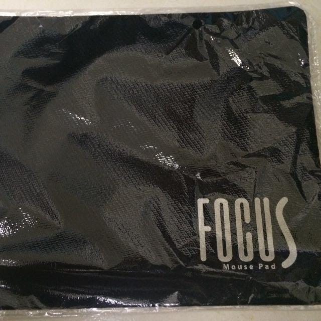 Focus 滑鼠墊