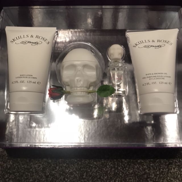 Fragrance and Body Lotion Set