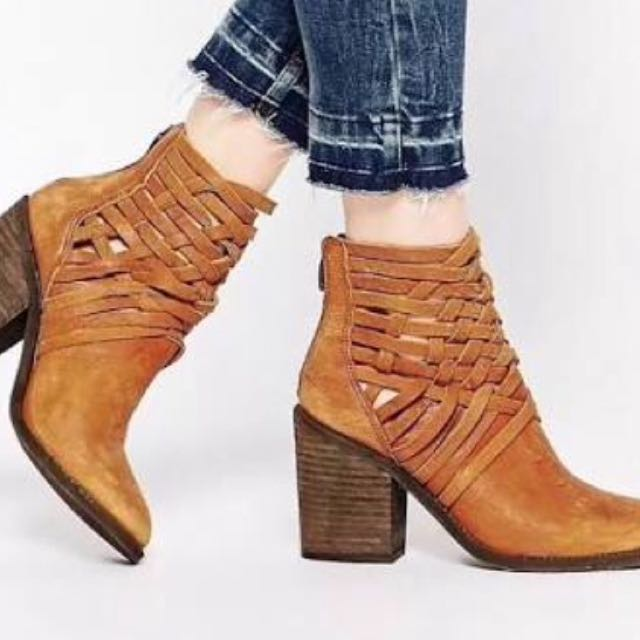 Free People Carrero Boots Size 36
